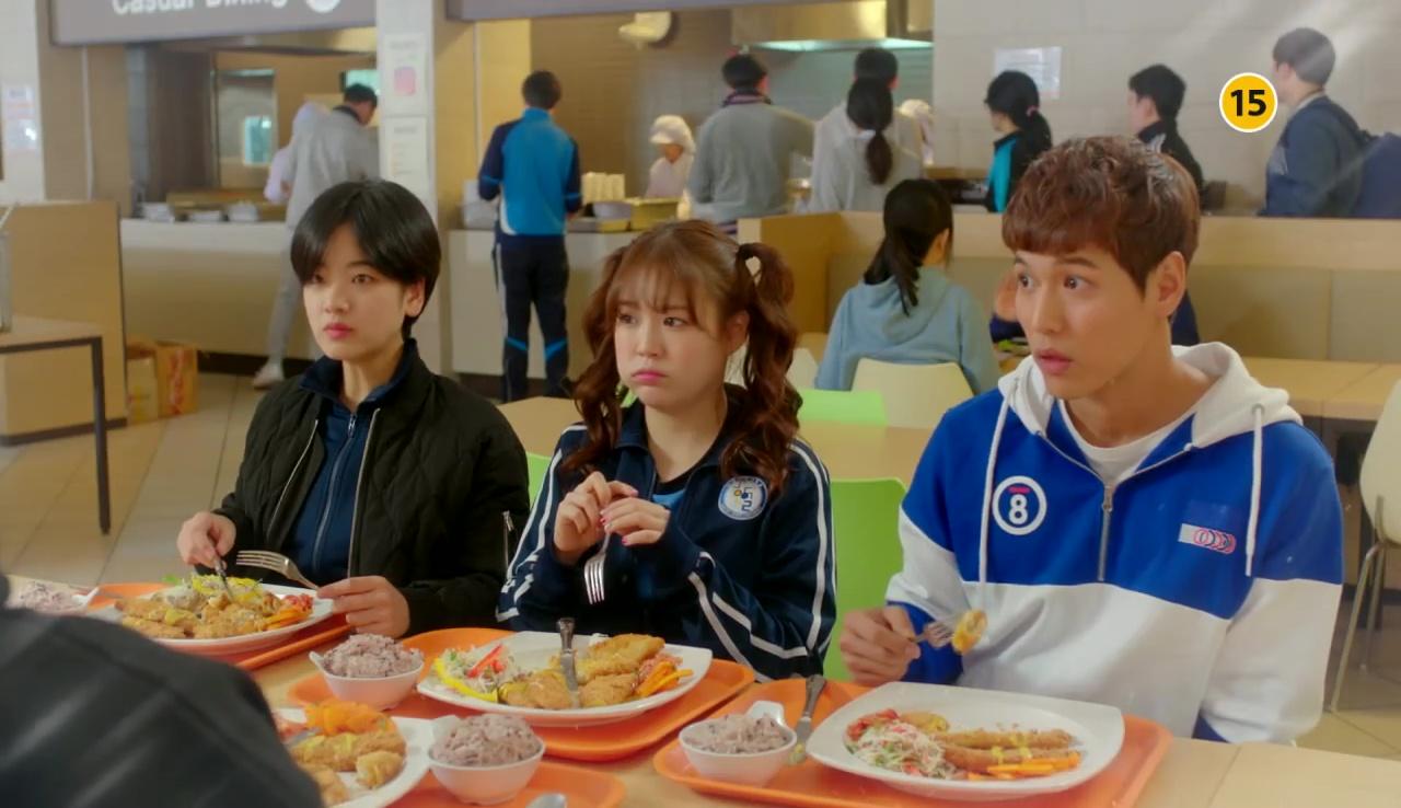 Tiên Nữ Cử Tạ: Cứ skin-ship thế này, Nam Joo Hyuk sẽ sớm phát ghen vì Sung Kyung! - Ảnh 5.