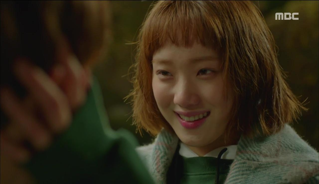"""""""Tiên Nữ Cử Tạ"""": Ngỡ được Lee Sung Kyung hôn, Nam Joo Hyuk đưa mặt hưởng thụ và nhận cái kết bất ngờ - Ảnh 6."""
