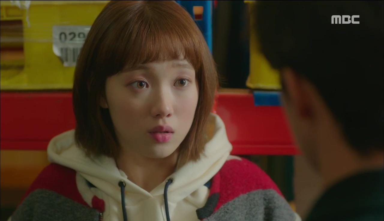 """""""Tiên Nữ Cử Tạ"""": Vì ghen, Nam Joo Hyuk hôn Lee Sung Kyung để đánh dấu chủ quyền - Ảnh 6."""