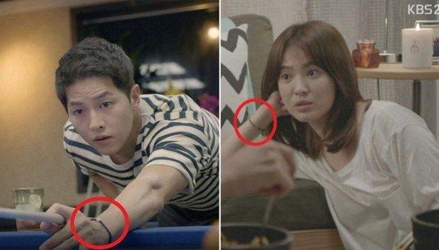 Tất tần tật những lần Song Joong Ki và Song Hye Kyo vô tình mặc đồ giống nhau - Ảnh 7.