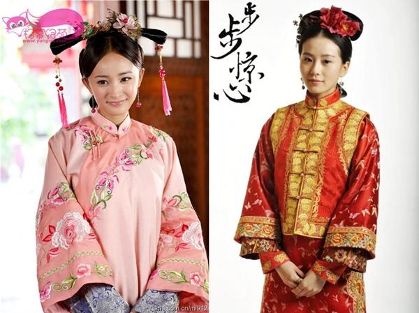"""Hai phim của Dương Mịch và Lưu Diệc Phi vướng nghi án """"kèn cựa"""" nhau - Ảnh 7."""