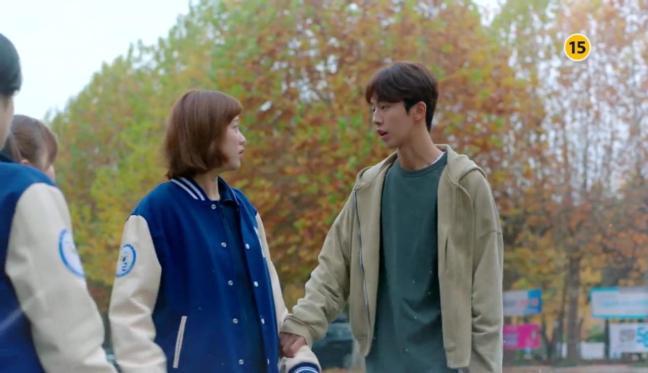 Tiên Nữ Cử Tạ: Cứ skin-ship thế này, Nam Joo Hyuk sẽ sớm phát ghen vì Sung Kyung! - Ảnh 7.