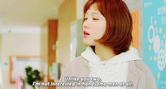 """Kho tàng 1001 ảnh meme của """"Thánh biểu cảm"""" Lee Sung Kyung trong """"Tiên Nữ Cử Tạ"""" - Ảnh 5."""
