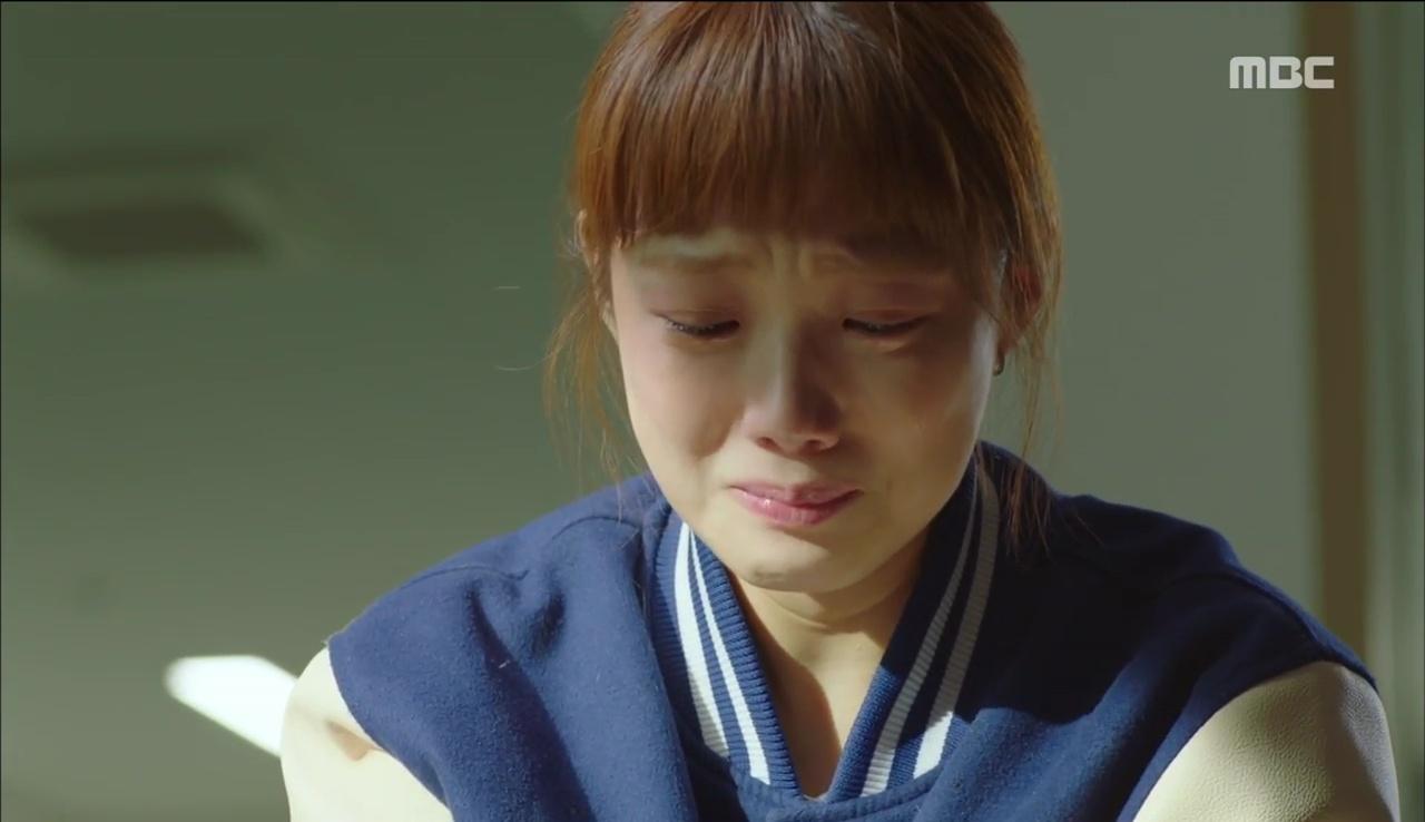 Tiên Nữ Cử Tạ: Sau tất cả, Lee Sung Kyung bật khóc nức nở trên vai Nam Joo Hyuk - Ảnh 5.