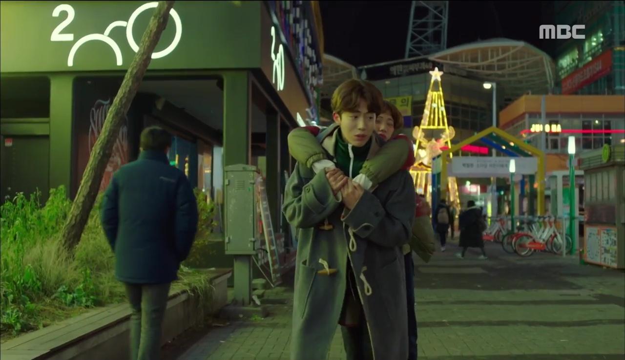 Tiên Nữ Cử Tạ: Quá thân thiết với Lee Sung Kyung, Nam Joo Hyuk bị mang tiếng xấu - Ảnh 8.