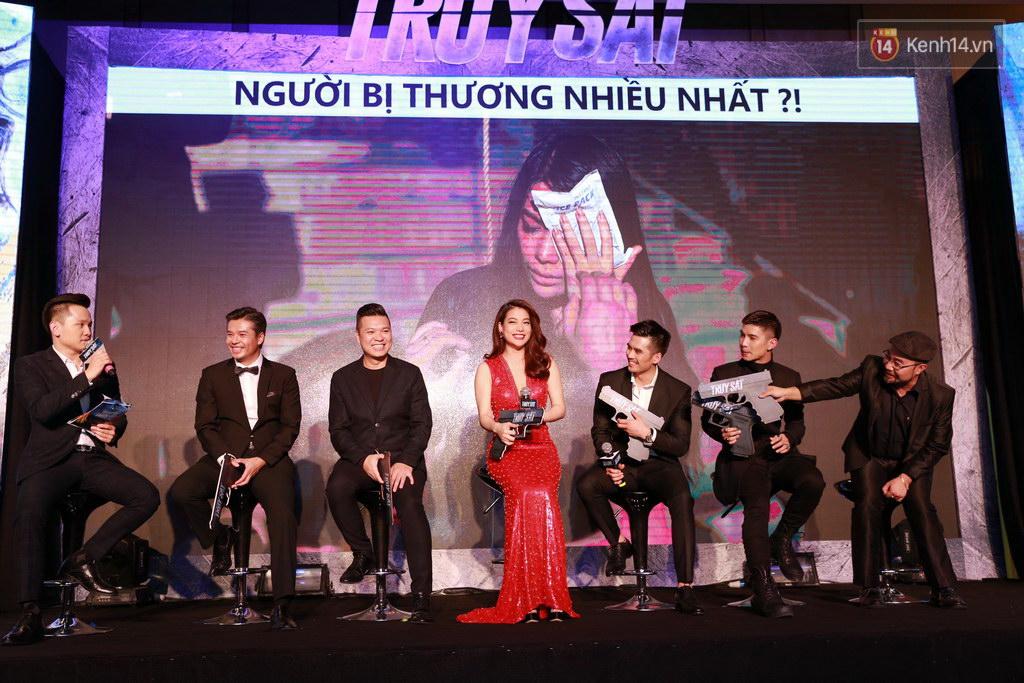 Trương Ngọc Ánh bị thương nhiều nhất trong đoàn làm phim khi thực hiện Truy sát - Ảnh 7.