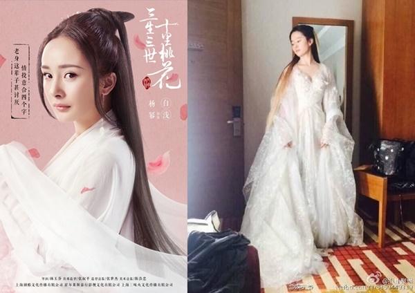 """Hai phim của Dương Mịch và Lưu Diệc Phi vướng nghi án """"kèn cựa"""" nhau - Ảnh 9."""