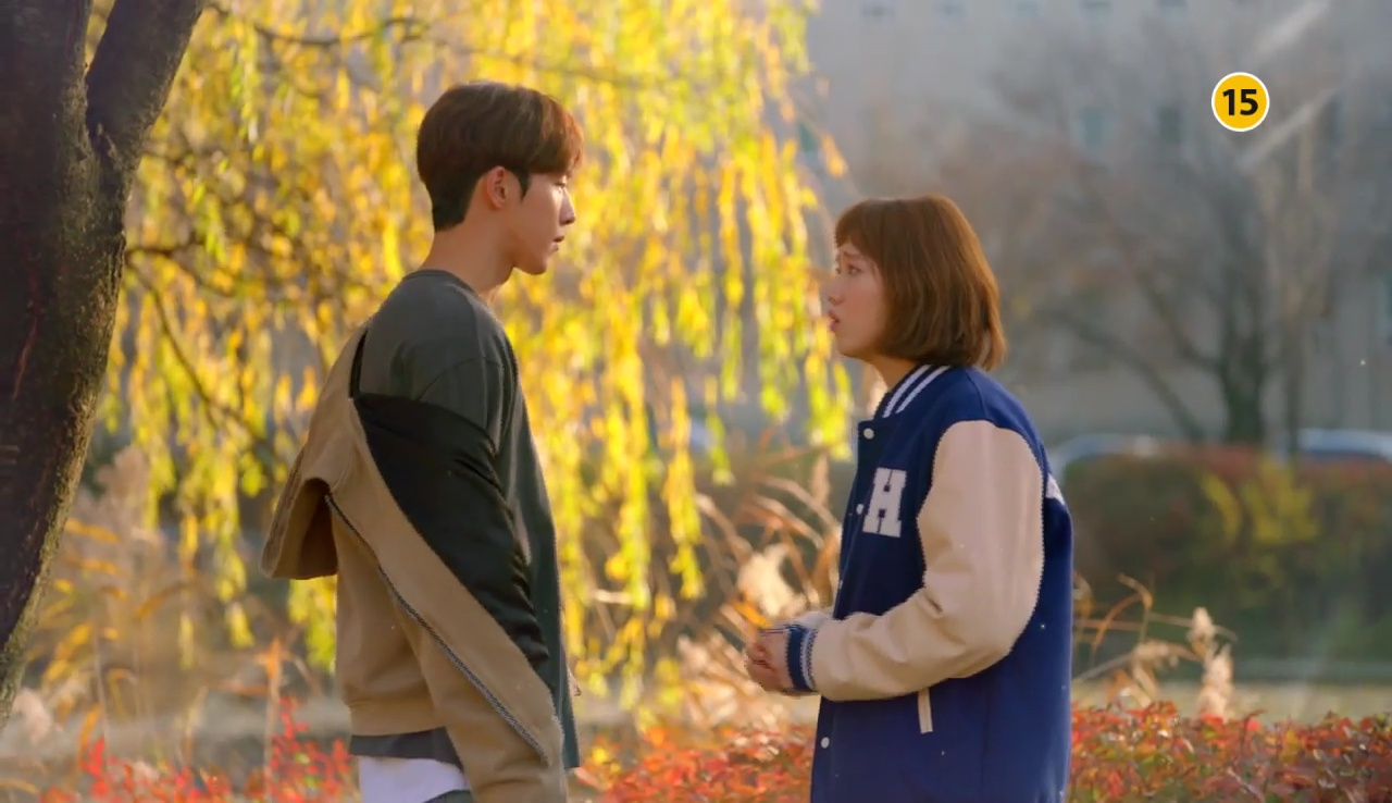 Tiên Nữ Cử Tạ: Cứ skin-ship thế này, Nam Joo Hyuk sẽ sớm phát ghen vì Sung Kyung! - Ảnh 9.