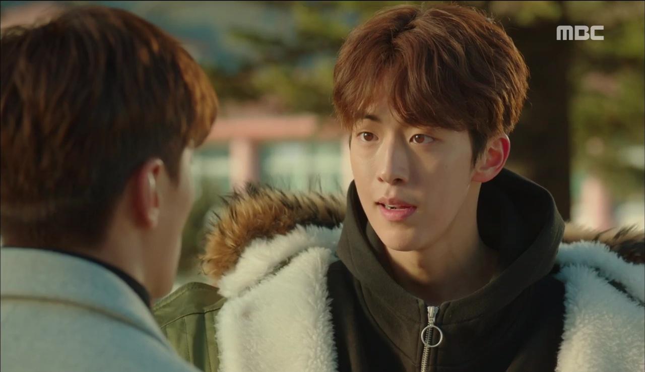 Tiên Nữ Cử Tạ: Sau tất cả, Lee Sung Kyung bật khóc nức nở trên vai Nam Joo Hyuk - Ảnh 7.