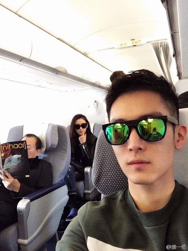 Nóng mắt trước cảnh nóng của Trương Thiên Ái và Thịnh Nhất Luân trong phim Thái tử phi thăng chức ký