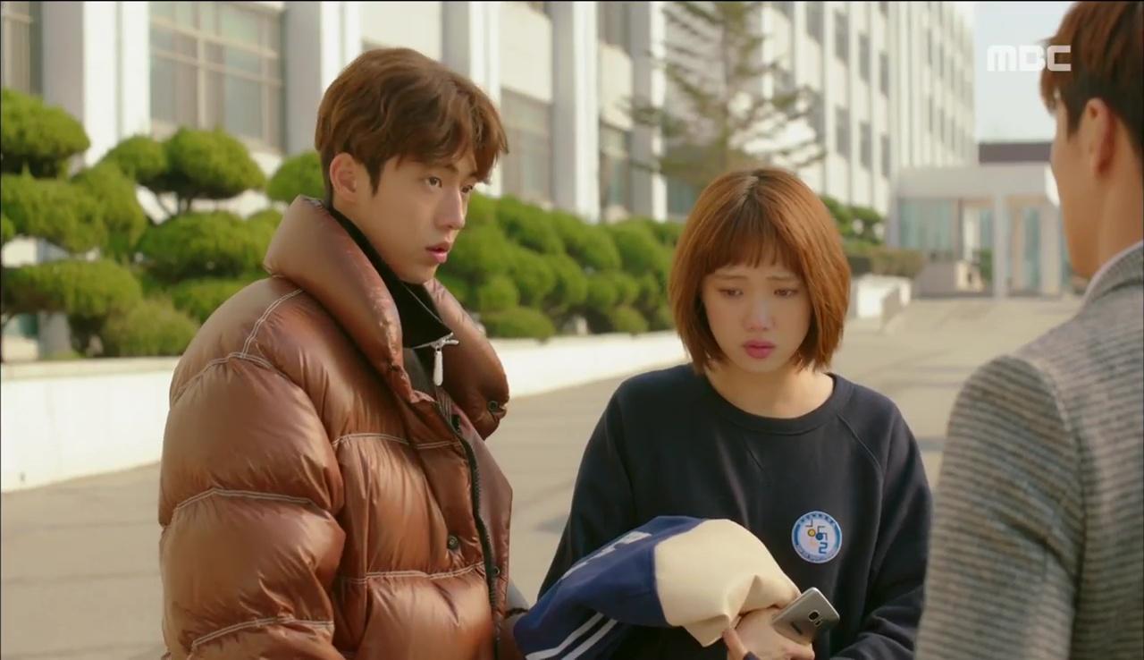 Tiên Nữ Cử Tạ: Quá thân thiết với Lee Sung Kyung, Nam Joo Hyuk bị mang tiếng xấu - Ảnh 11.