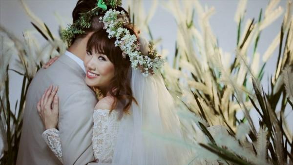 Rò rỉ bức hình được cho là ảnh cưới đầu tiên của cặp đôi Hari Won - Trấn Thành! - Ảnh 1.