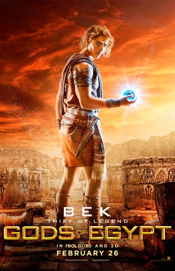 Phim thần thoại Gods of Egypt và những chuyện bây giờ mới kể - Ảnh 1.