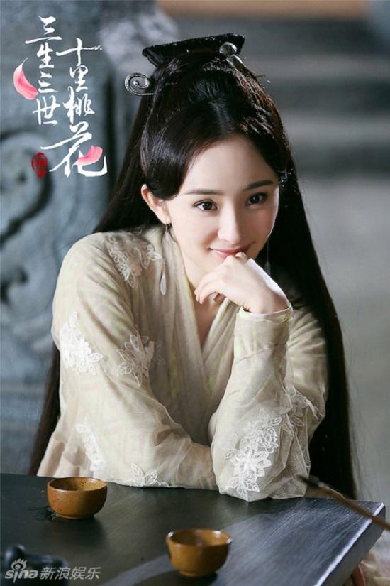 Trương Bân Bân phản bội Dương Mịch khiến cô vô cùng đau khổ trong phim Tam sinh tam thế thập lý đào hoa