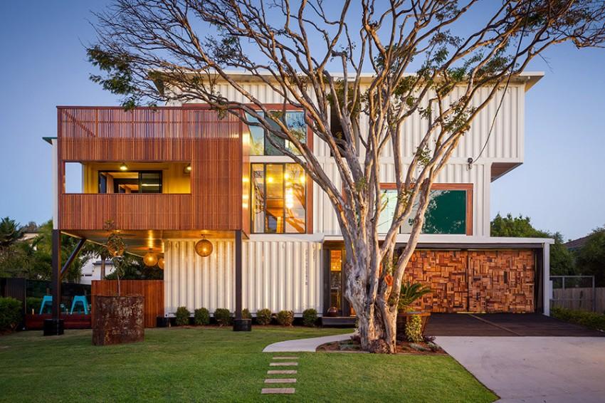 Chiêm ngưỡng 20 ngôi nhà đẹp như mơ làm từ container hàng hóa - Ảnh 20.