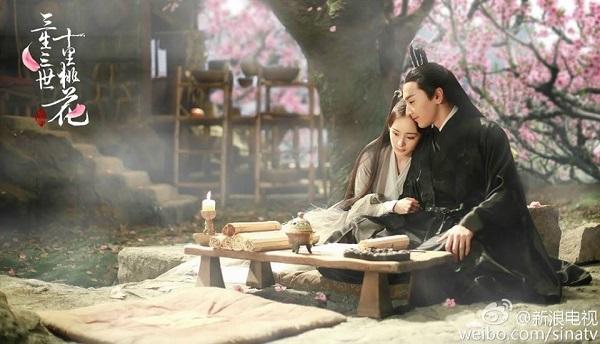 Tố Tố tuyệt vọng khi không biết Dạ Hoa sống chết ra sao trong phim Tam sinh tam thế thập lý đào hoa