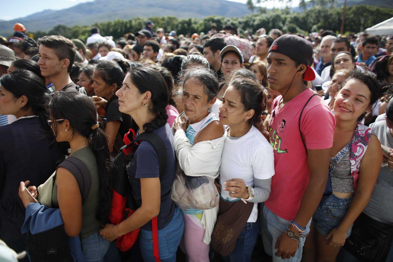 venezuelan people starving - HD1920×1280