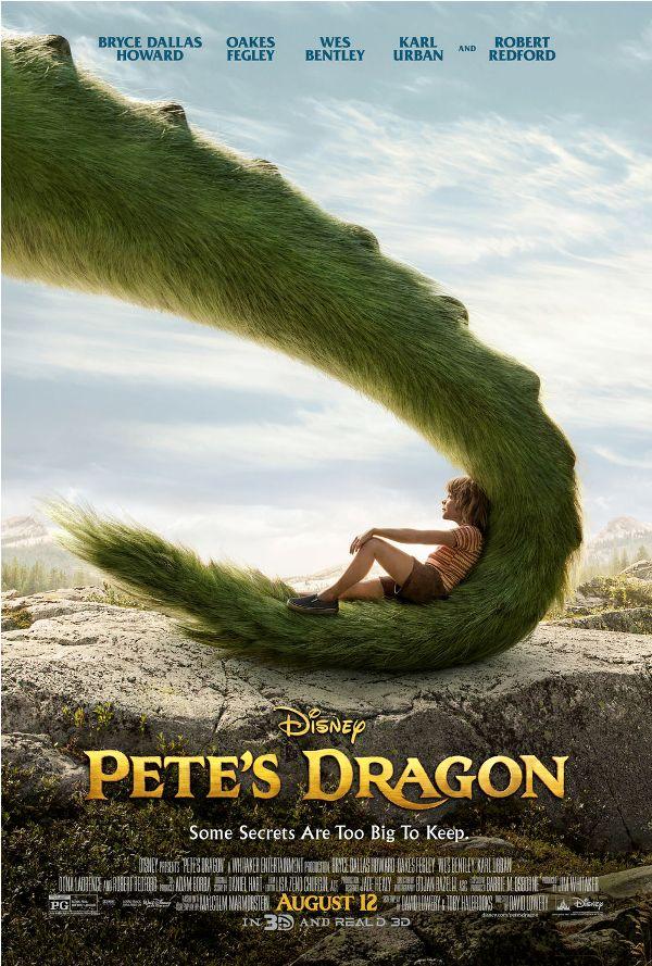 7 lý do nếu bỏ qua Petes Dragon sẽ tiếc đứt ruột - Ảnh 1.