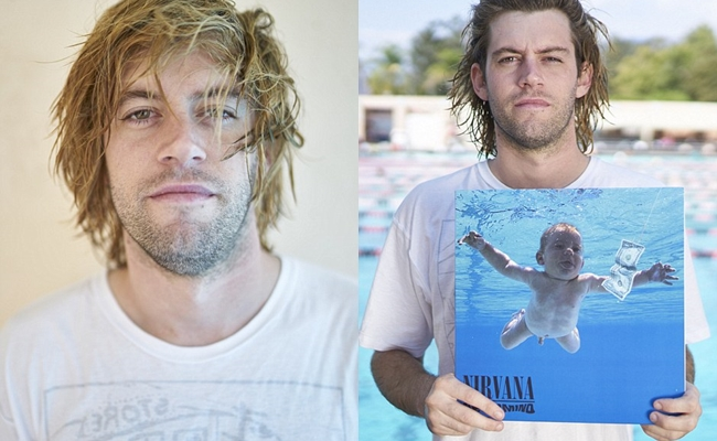 Sau 25 năm, cậu bé trong bể bơi nổi tiếng ngày nào đã chụp bức ảnh để đời thứ ba! - Ảnh 2.