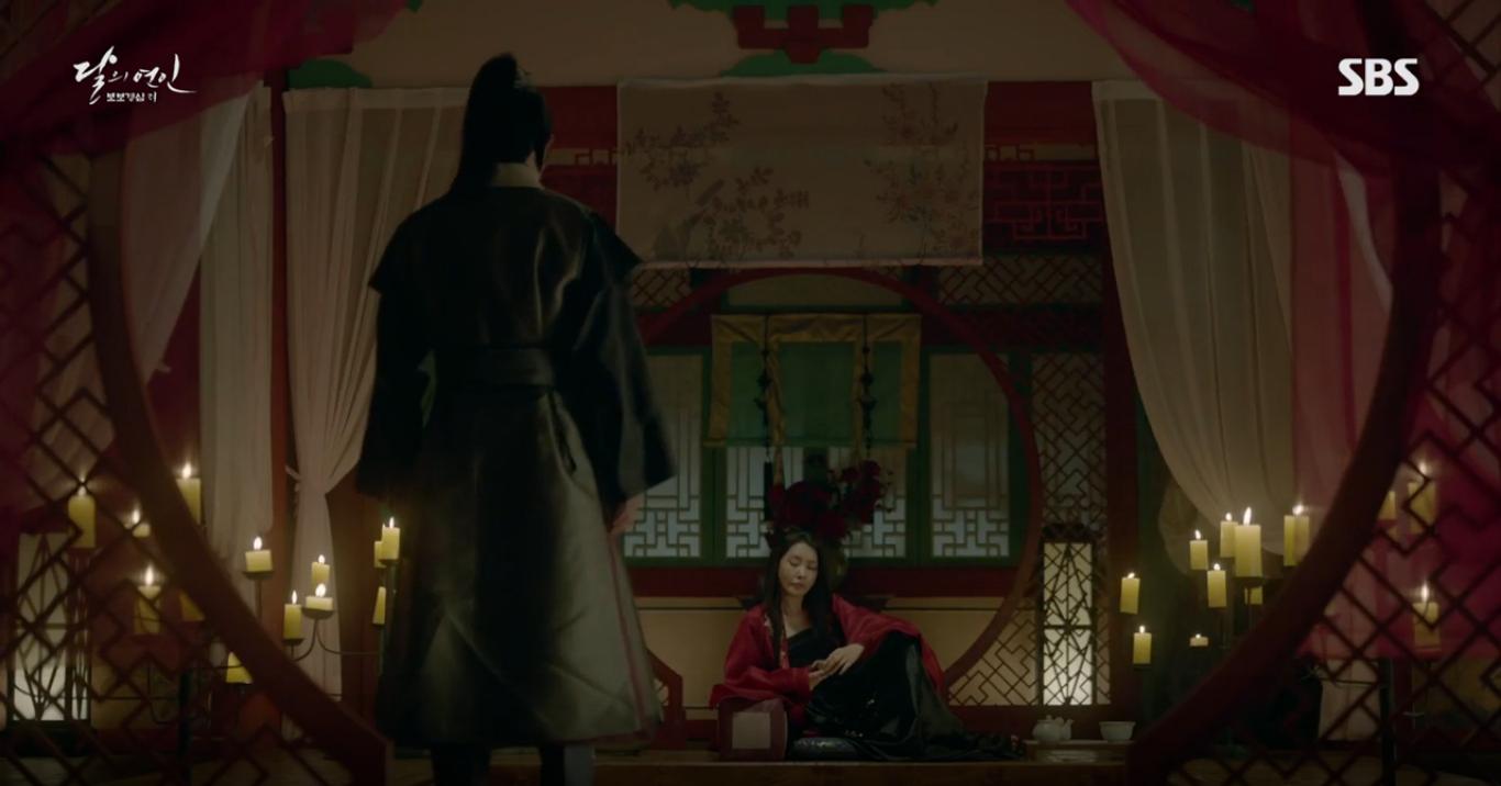 Moon Lovers: Anh Tư Lee Jun Ki xấu số, uống phải trà hạ độc từ chính mẹ mình - Ảnh 20.