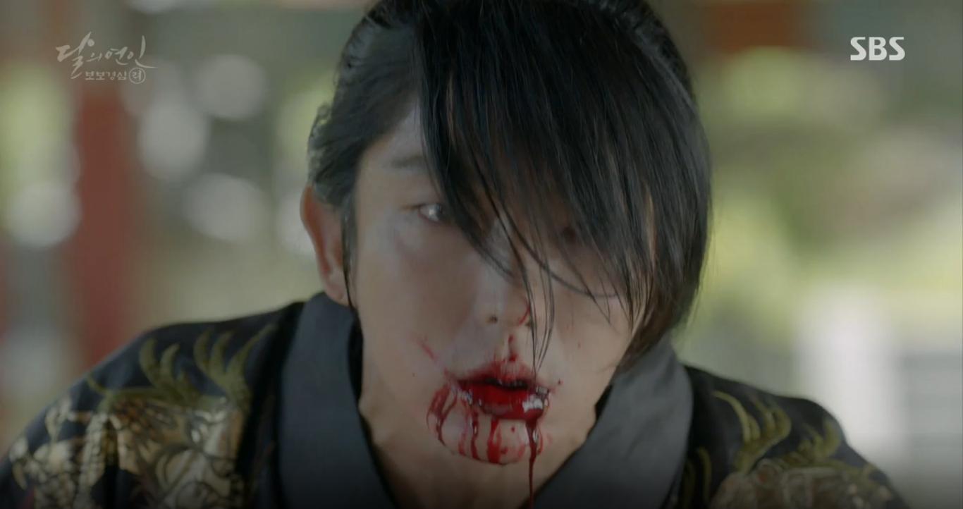 """Moon Lovers: """"Anh Tư"""" Lee Jun Ki tái hiện lại cảnh che mưa kinh điển trong Bộ Bộ Kinh Tâm! - Ảnh 1."""