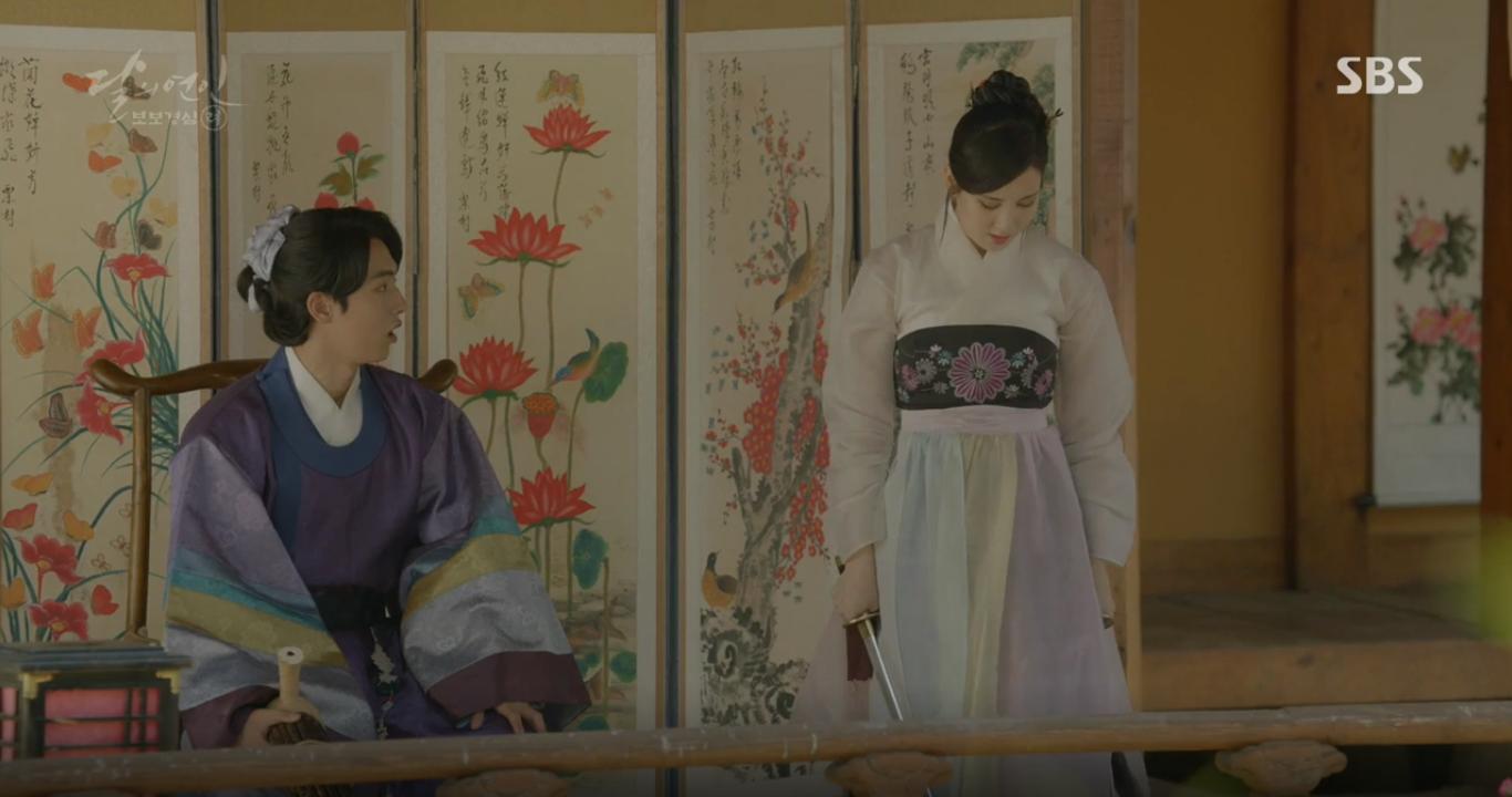 """Moon Lovers: """"Mười"""" Baekhyun suýt toi mạng dưới tay… bố vợ - Ảnh 29."""