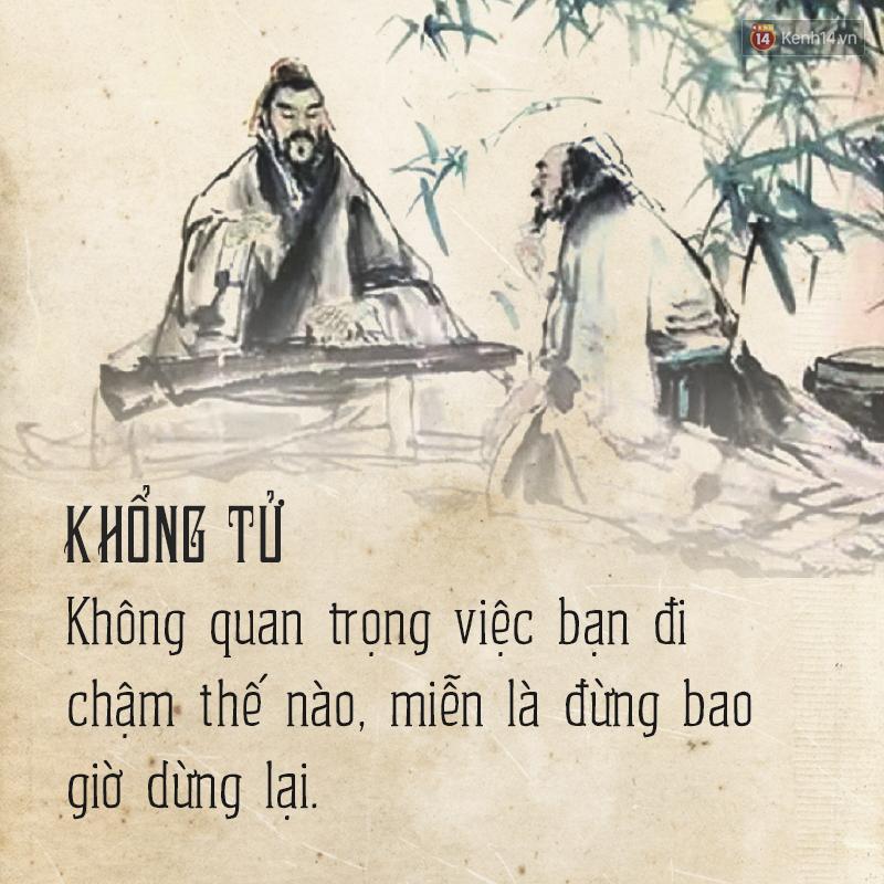 10 bài học về cuộc sống của Đức Khổng Tử sẽ làm thay đổi cuộc đời bạn - Ảnh 1.