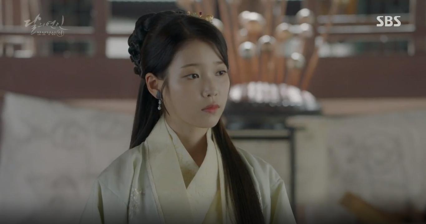"""""""Moon Lovers"""": Lee Jun Ki vừa được IU phong vua đã lập hậu - Ảnh 6."""