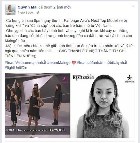 Chuyện làng mẫu Việt: Lùm xùm lan tỏa từ đường băng, ra hậu trường cho đến lên thẳng Facebook - Ảnh 9.