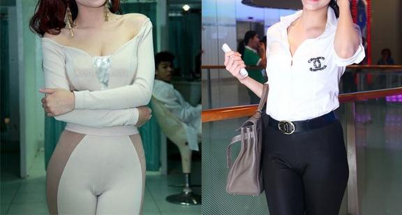 Legging không phải là cái quần! Đừng mặc legging kiểu này nếu không muốn bị coi là vô duyên, phản cảm - Ảnh 2.