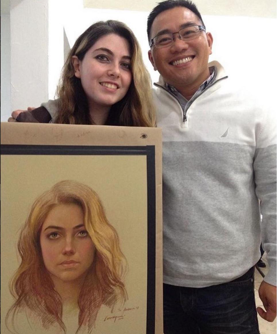Từ chàng trai vẽ tranh đường phố thành họa sĩ gốc Việt đạt nhiều giải thưởng ở nước Mỹ - Ảnh 6.