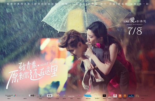 """Ngô Diệc Phàm bị netizen Trung chê diễn xuất gượng gạo trong """"Hóa Ra Anh Vẫn Ở Đây"""" - Ảnh 6."""