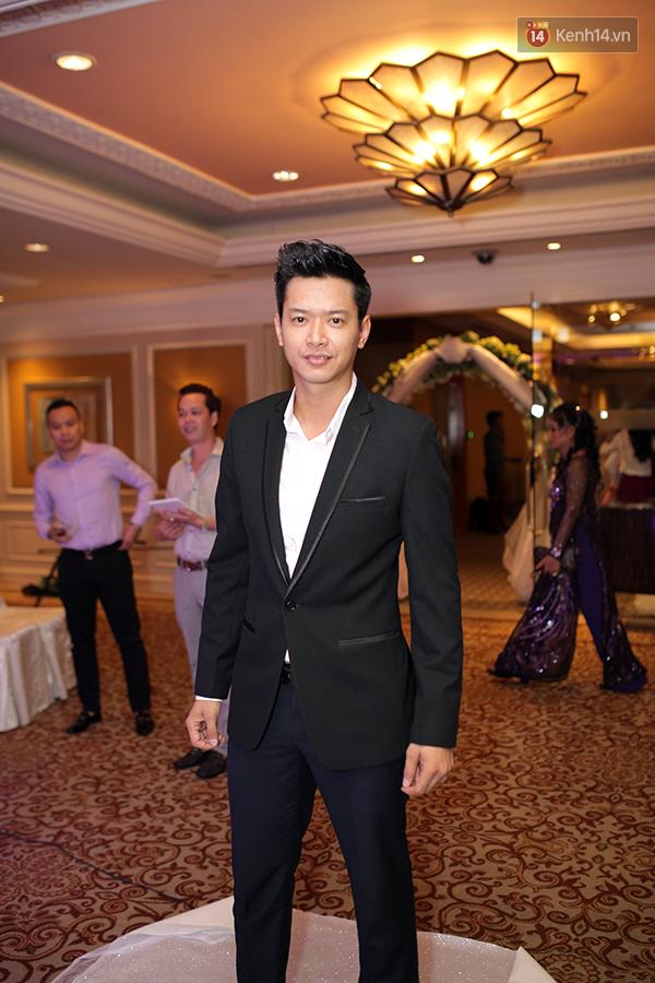 Dàn sao nô nức tham dự lễ cưới của Trang Nhung - Ảnh 13.