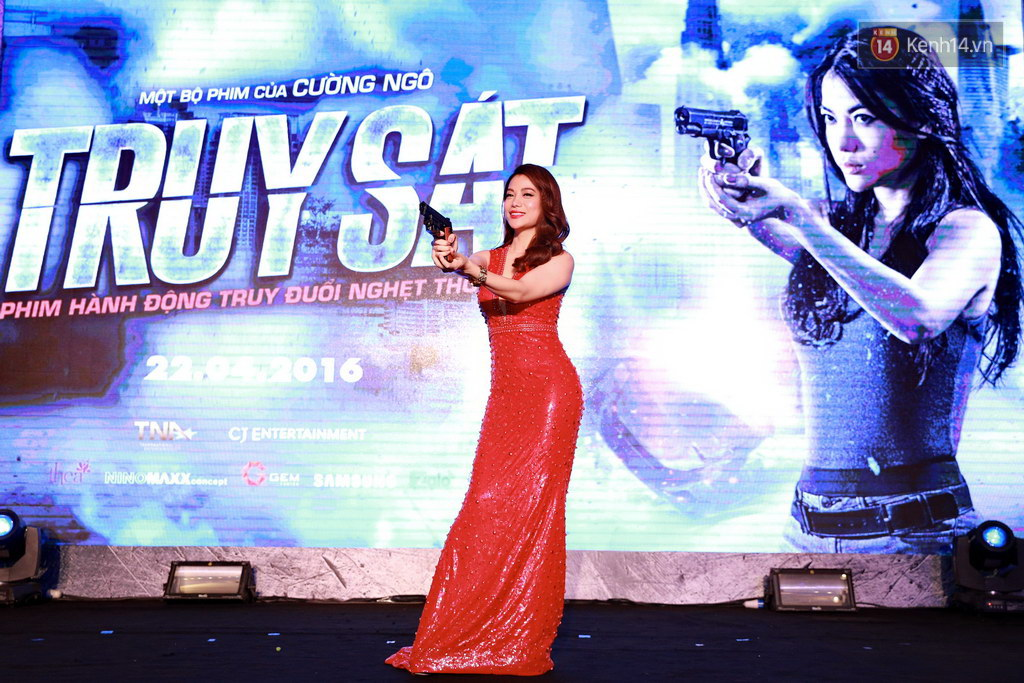 Trương Ngọc Ánh bị thương nhiều nhất trong đoàn làm phim khi thực hiện Truy sát - Ảnh 8.