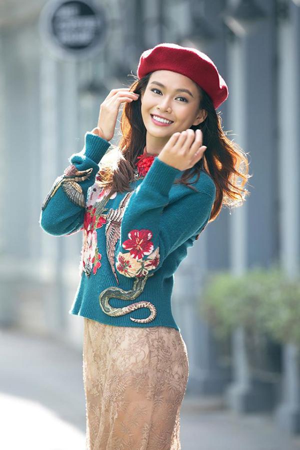 3 lần làm host, Thanh Hằng đều chọn hoa hậu làm Quán quân Next Top - Ảnh 16.