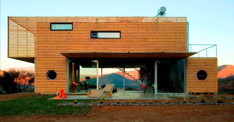 Chiêm ngưỡng 20 ngôi nhà đẹp như mơ làm từ container hàng hóa - Ảnh 9.