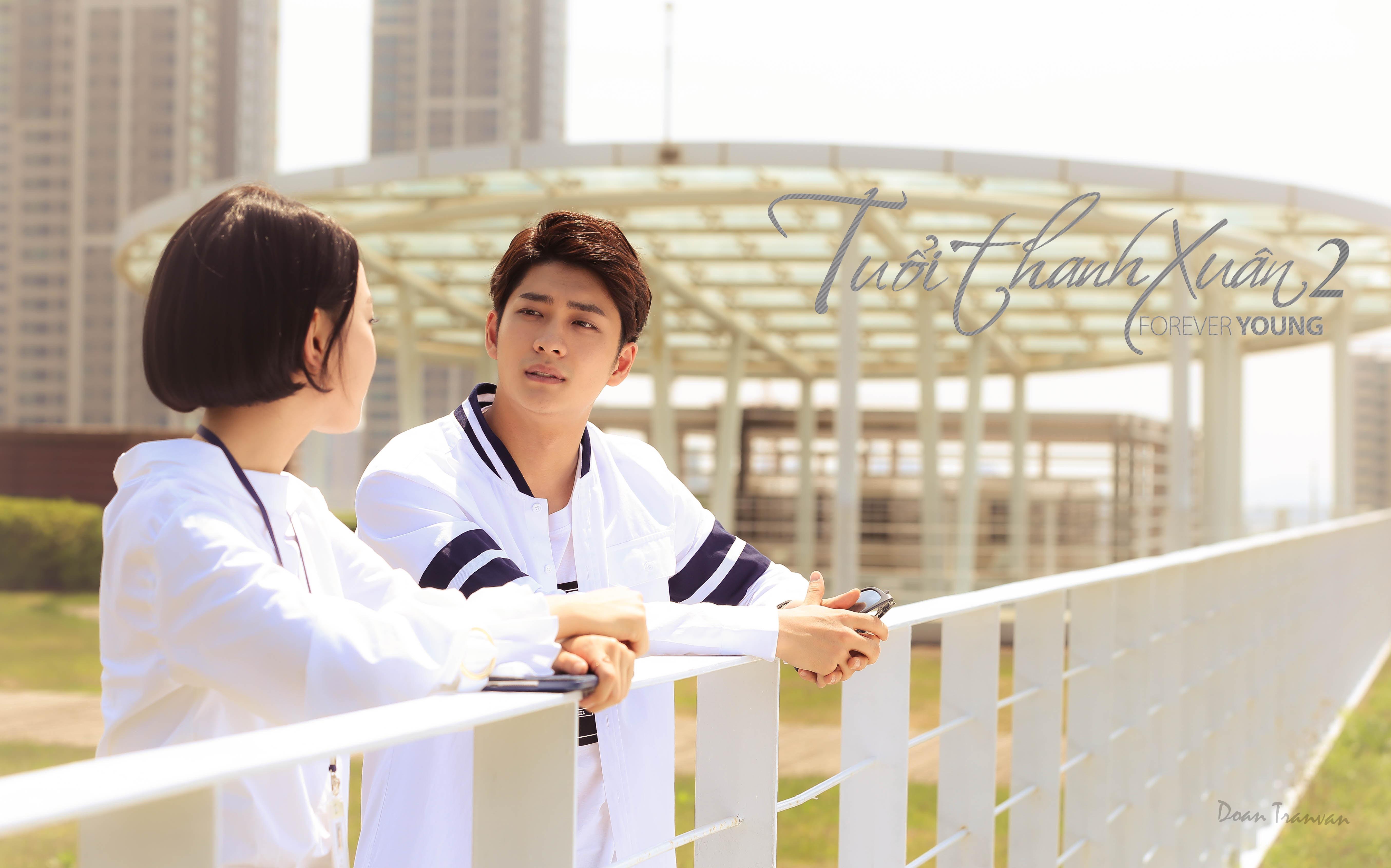 Kang Tae Oh - Nhã Phương ngọt ngào bên nhau trong loạt poster Tuổi Thanh Xuân 2 - Ảnh 7.