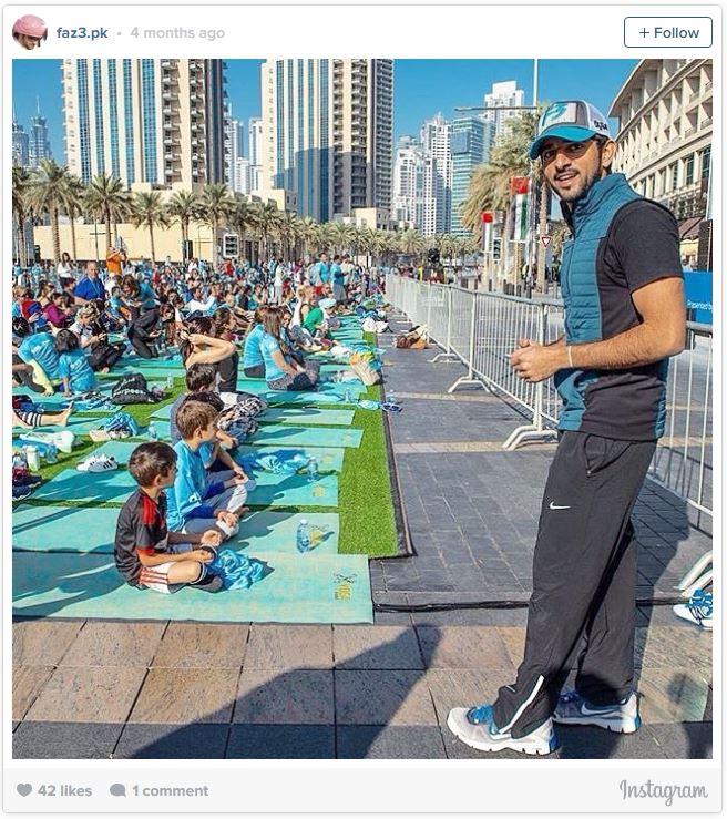 Không chỉ đẹp trai, giàu có, chàng hoàng tử Dubai này còn khiến bao người ngưỡng mộ vì những hành động cao đẹp - Ảnh 1.