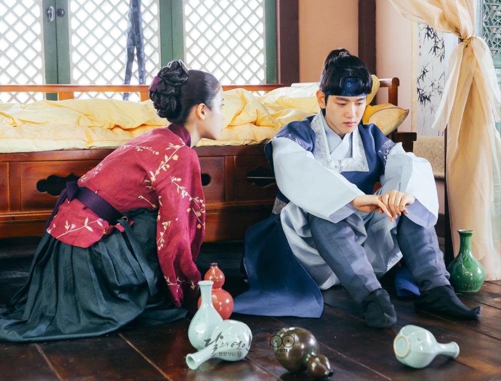 Moon Lovers: Mười Baekhyun ở hiền nhưng chẳng gặp lành! - Ảnh 6.