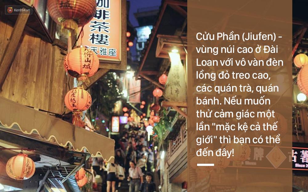 16 lí do tuyệt vời vì sao bạn phải đi Đài Loan ngay trong năm nay! - Ảnh 3.