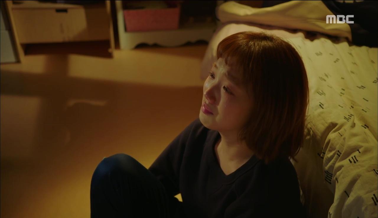 Tiên Nữ Cử Tạ: Sau tất cả, Lee Sung Kyung bật khóc nức nở trên vai Nam Joo Hyuk - Ảnh 10.