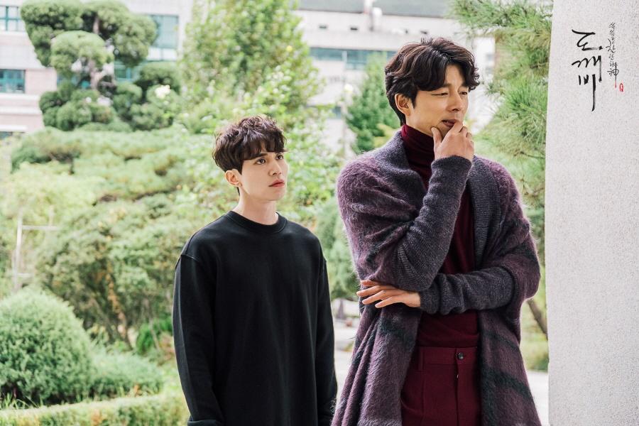 Cặp soái ca Gong Yoo - Lee Dong Wook của Goblin mặc đẹp như thế này hèn chi fan cứ dán mắt xem - Ảnh 3.