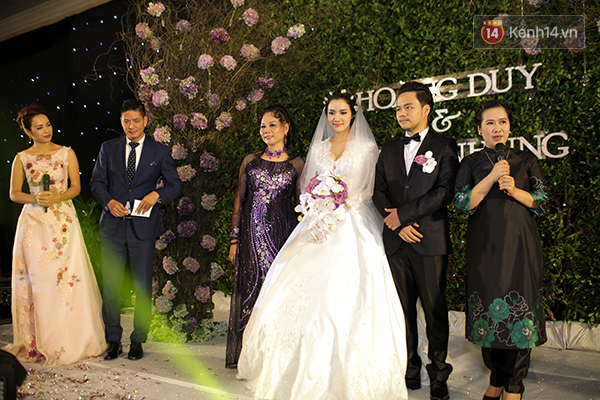 Dàn sao nô nức tham dự lễ cưới của Trang Nhung - Ảnh 17.