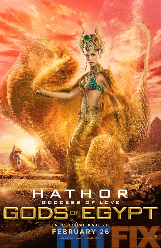 Phim thần thoại Gods of Egypt và những chuyện bây giờ mới kể - Ảnh 11.
