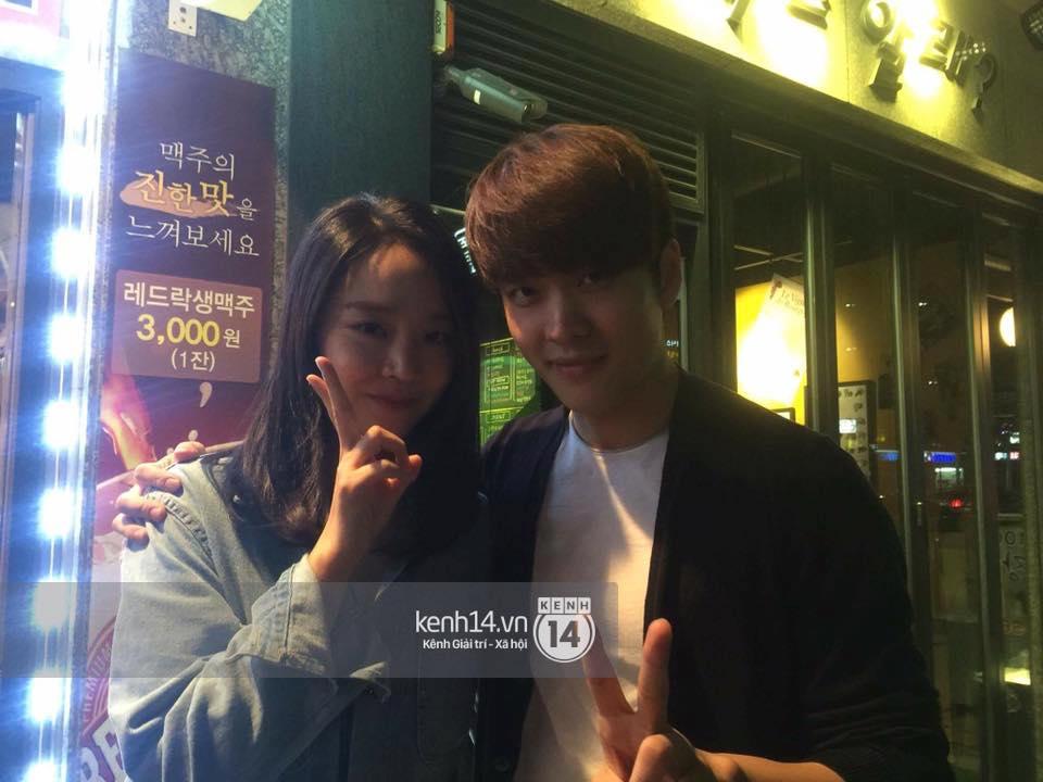 Đạo diễn Khải Anh hội ngộ Kang Tae Oh và dàn diễn viên Tuổi thanh xuân tại Hàn Quốc - Ảnh 7.