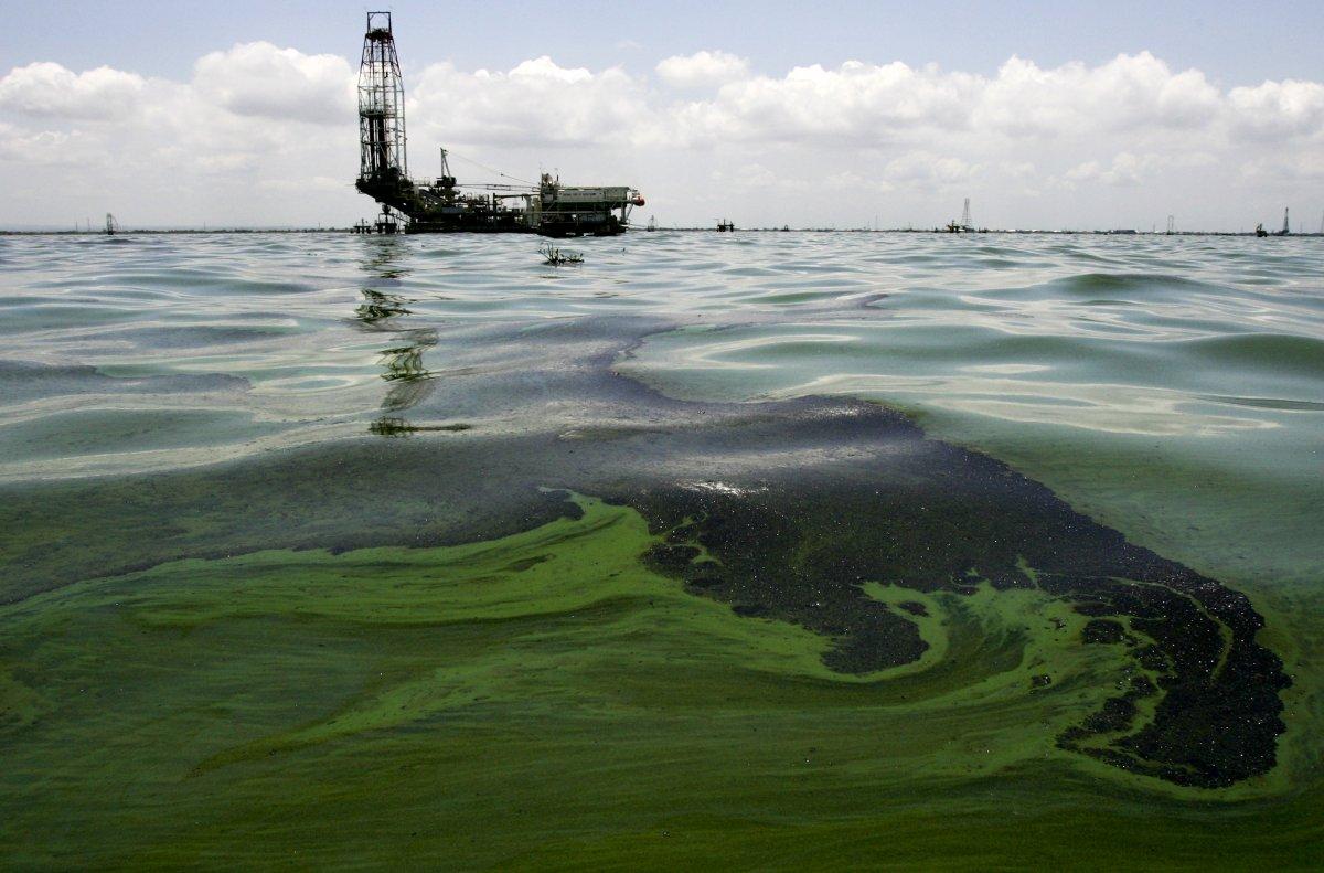 20 bức ảnh gây shock cho thấy nguồn nước trên toàn thế giới đang ô nhiễm
