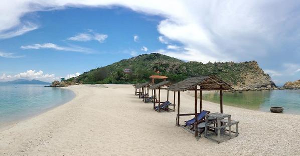 Bãi tắm đôi vô cùng độc đáo ở Nha Trang: Thiên đường trên mặt đất là có thật! - Ảnh 5.