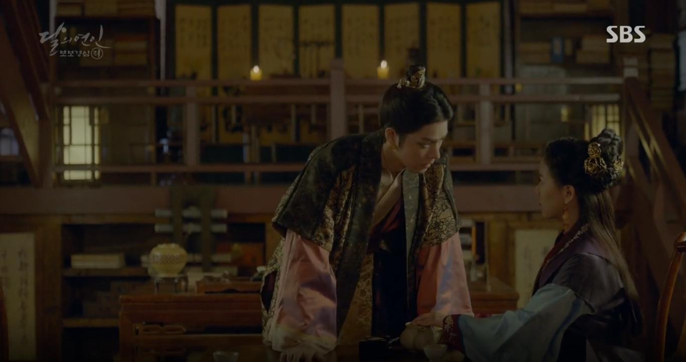 """Moon Lovers: """"Mười"""" Baekhyun suýt toi mạng dưới tay… bố vợ - Ảnh 22."""