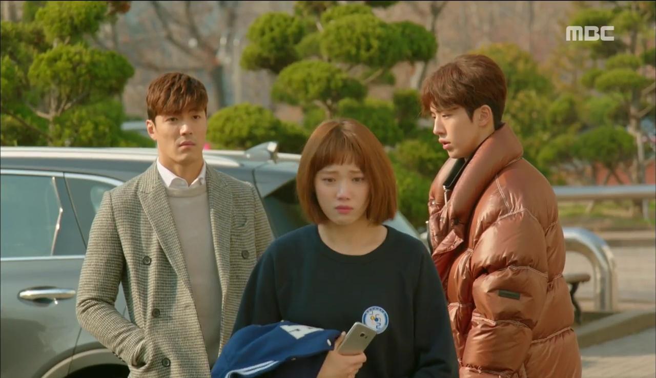 Tiên Nữ Cử Tạ: Quá thân thiết với Lee Sung Kyung, Nam Joo Hyuk bị mang tiếng xấu - Ảnh 13.