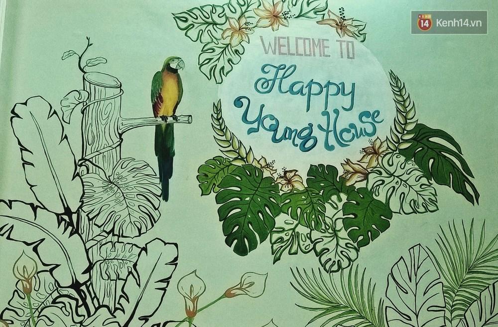 Happy Young House - Nhà trọ kiểu mới, ngon, bổ, rẻ siêu hút sinh viên Sài Gòn - Ảnh 4.